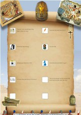 Ancient Egypt Scavenger Hunt